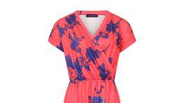 Dlhé zavinovacie šaty Label Hotsquash. Predávajú sa za 134 eur.