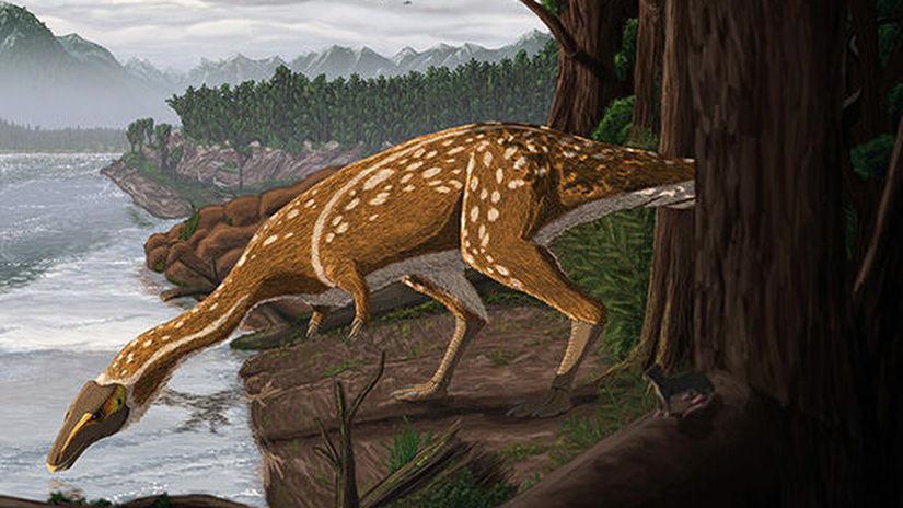 Eric-the-Elaphrosaurine-Ruairidh-Duncan-2020 LS