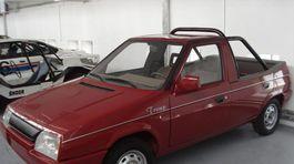 Škoda Favorit Tremp - 1989