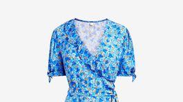 Zavinovacie šaty Label Mix by Next. Predávajú sa za 154 eur.