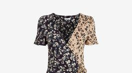 Zavinovacie šaty Next, predávajú sa za 28 eur.