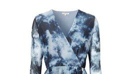 Zavinovacie šaty s potlačou, predáva Cellbes.sk od 69,95 eura.