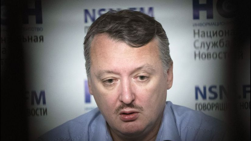 Igor Girkin Strelkov