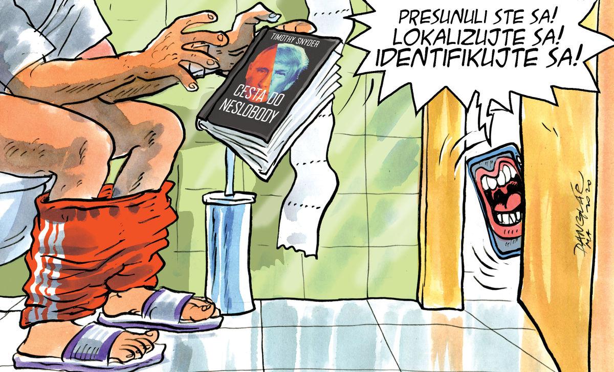 Karikatúra 23.05.2020