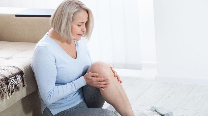osteoporóza, bolesť, žena