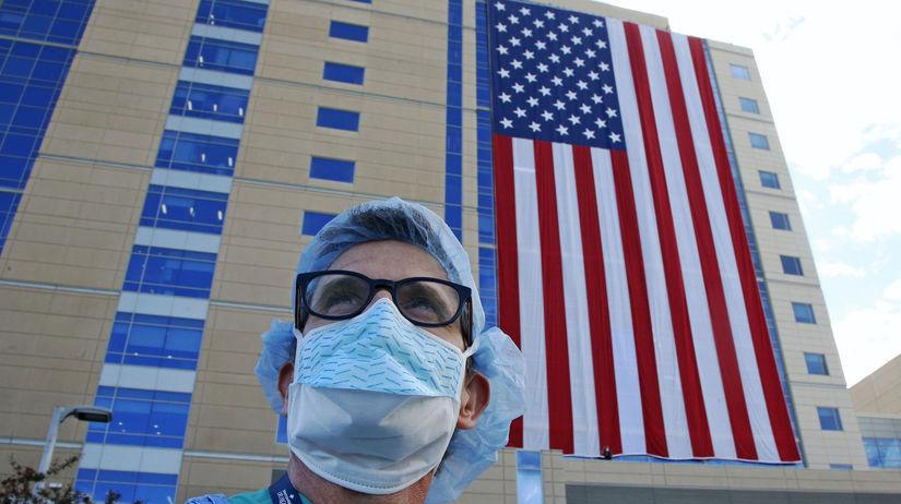 Utah, vlajka, USA, koronavírus