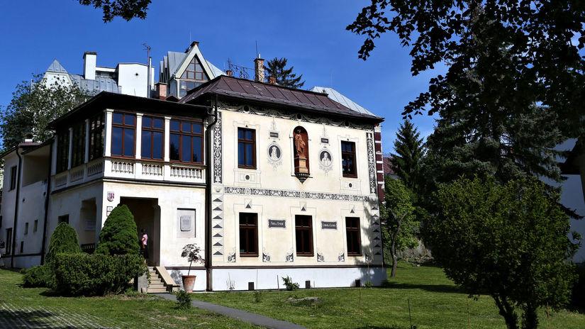 Vila Dominika Skuteckého