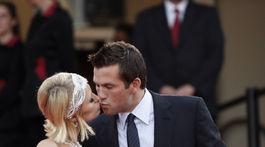 Paris Hilton a športovec Doug Reinhardt