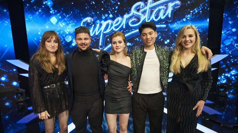 superstar, top 5,