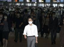 Japonsko, koronavírus