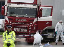 kamión vietnamci migranti pašovanie británia