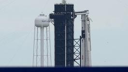 USA Florida raketa SpaceX štart