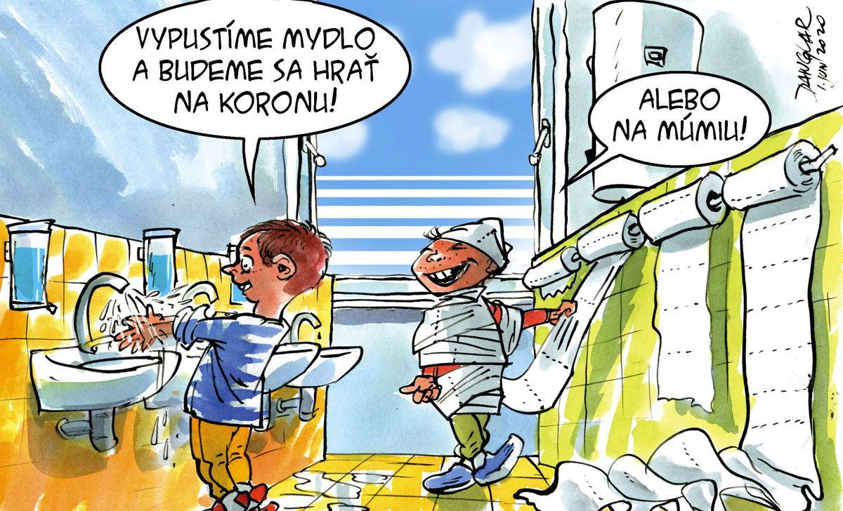 Karikatúra 30.05.2020