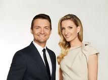 Manželia Adela a Viktor Vinczeovci sa stanú moderátormi a sprievodcami charitatívneho večera.