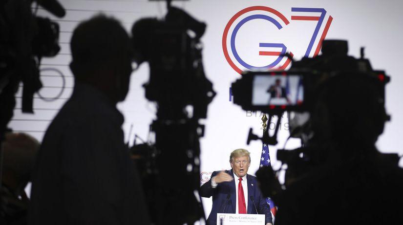Donald Trump / G7 /
