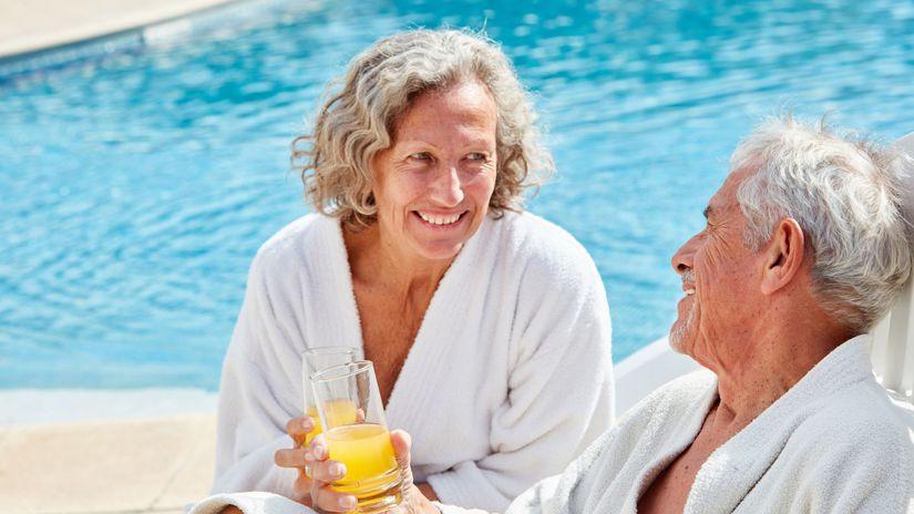dôchodcovia, seniori, dovolenka, relax, oddych,...