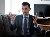 Juraj Šeliga, podpredseda NR SR (Za ľudí)