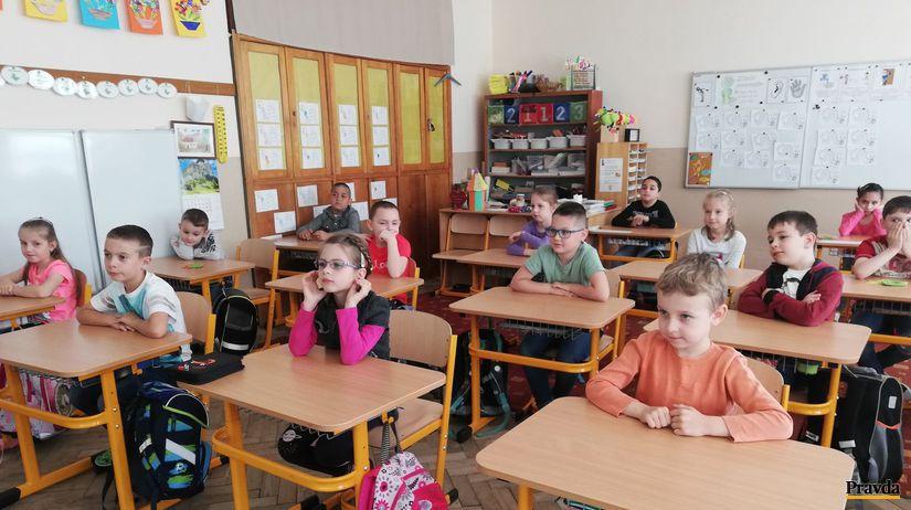 školy, ZŠ Dr. Jánskeho, Žiar nad Hronom