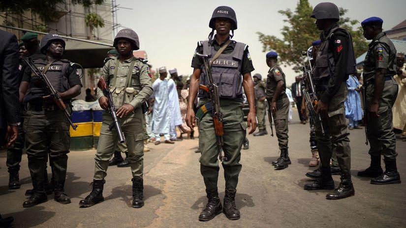 Nigéria / Polícia / Armáda /