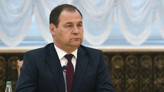Lukašenko vymenoval za nového bieloruského premiéra Romana Golovčenka