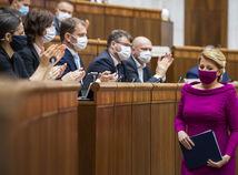 Zuzana Čaputová, prezidentka, Správa o stave Slovenskej republiky