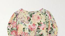 Šaty s florálnym motívom Faithfull the brand, predávajú sa za 168 eur.
