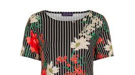 Šaty s florálnym motívom Hotsquash, predávajú sa za 123 eur.