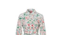 Šaty s florálnym motívom Riani, predávajú sa za 349 eur.