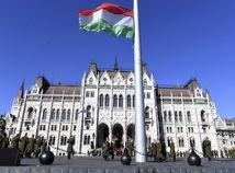Maďarsko, stožiar, maďarský parlament