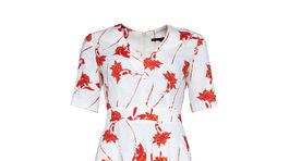 Šaty s florálnym motívom Pietro Filipi, predávajú sa za 239 eur.