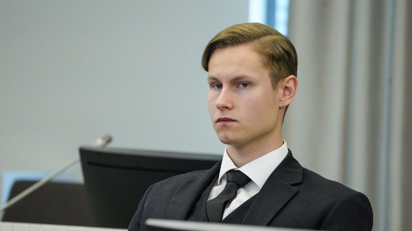 nórsko vražda streľba Philip Manshaus