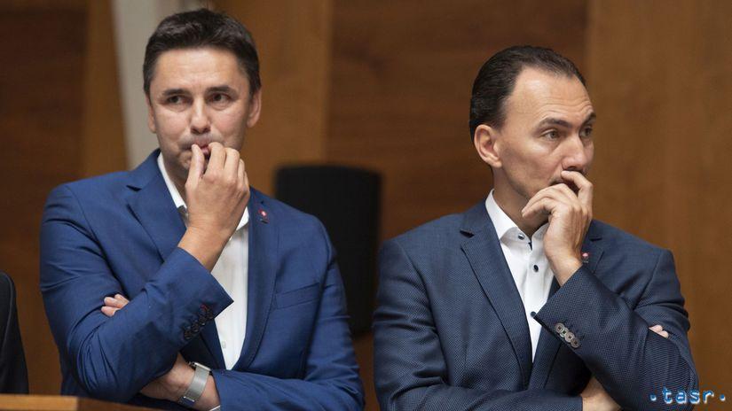 SR hokej SZĽH brífing Valíček uvoľnenie funkcia...