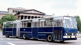 Ikarus 280 - história