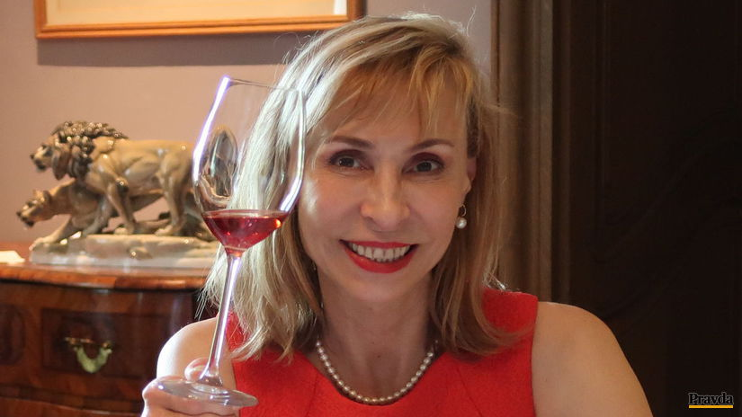 Edita Ďurčová, Danube Wine Challenge