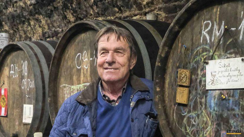 víno, Chateau Belá, Miroslav Petrech,