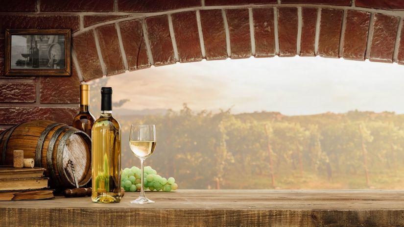 víno, fľaše, pohár, vývrtka, sud