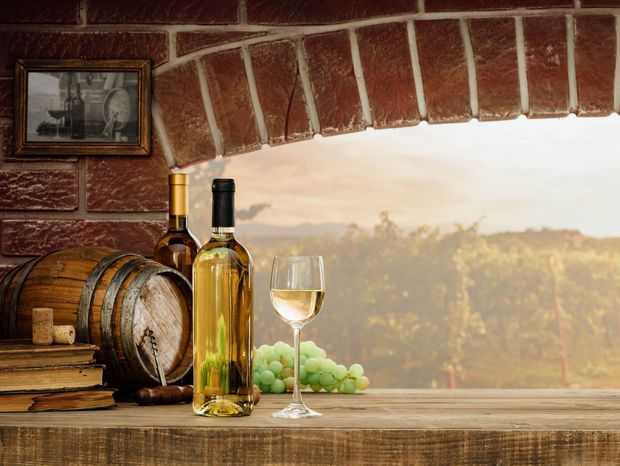 Salón vín zobrazuje dušu krajiny