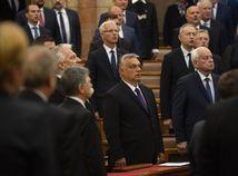 Maďarsko Trianon zmluva výročieb Orbán