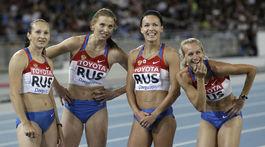 1. Rusko atletika