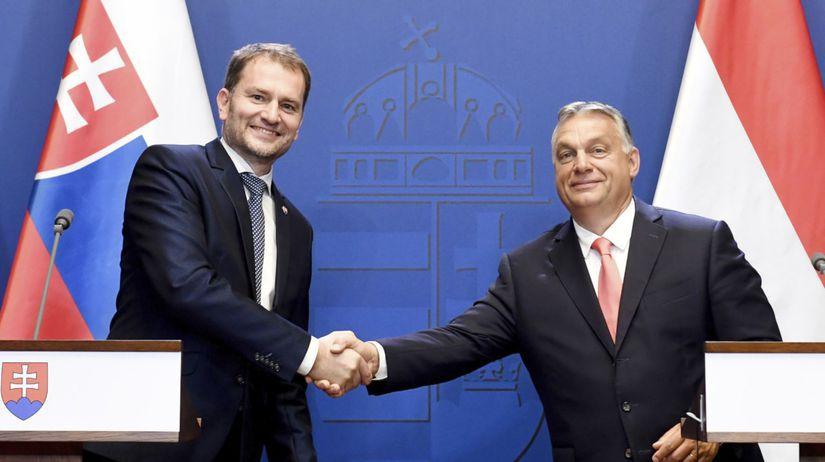 Igor Matovič, Viktor Orbán