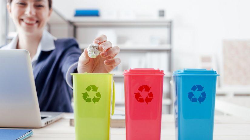plasty, zber plastov