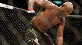UFC 183 Silva Comeback Mixed Martial Arts