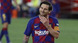 Mal by Lionel Messi zostať v Barcelone?