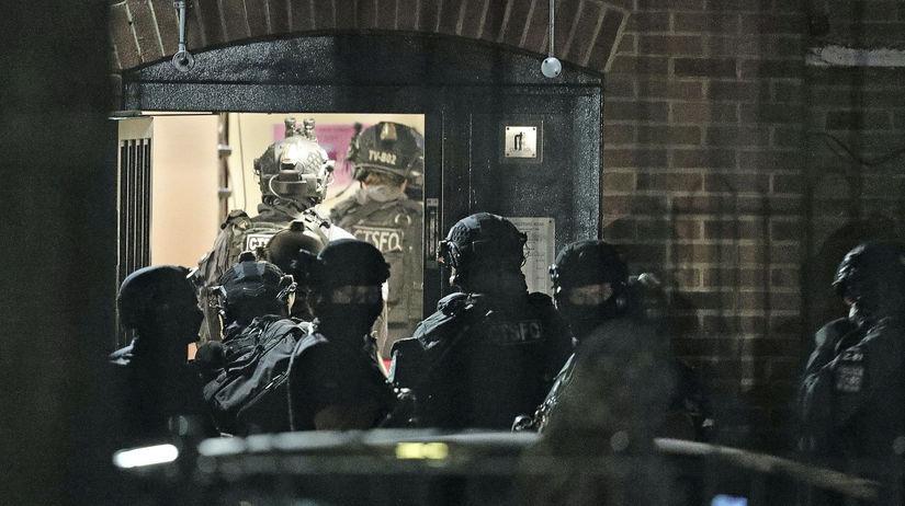 Britain Police Incident