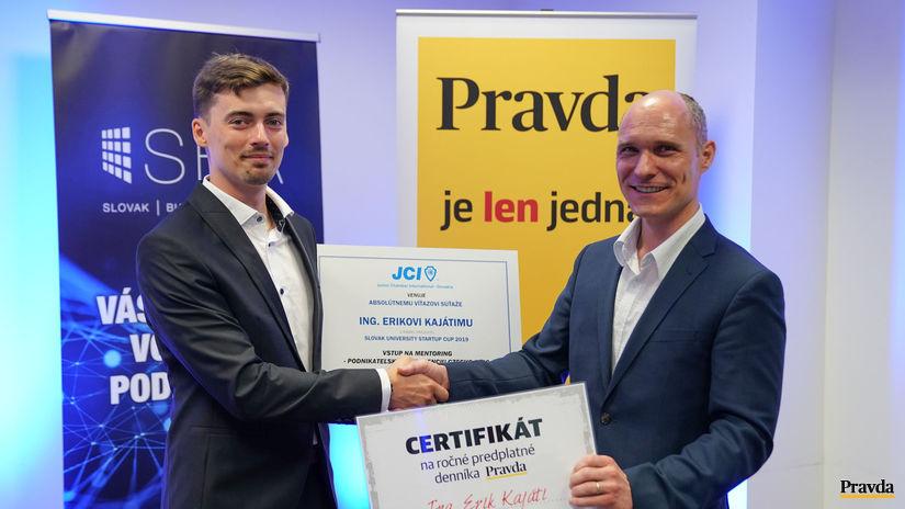 Erik Kajáti, Jakub Prokeš