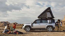Land Rover Defender 110 - strešný stan