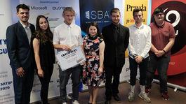 Slovak University Startup Cup 2020, hugo repáň
