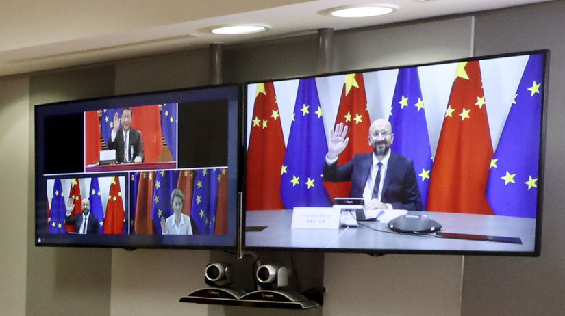 Belgium EU China Summit