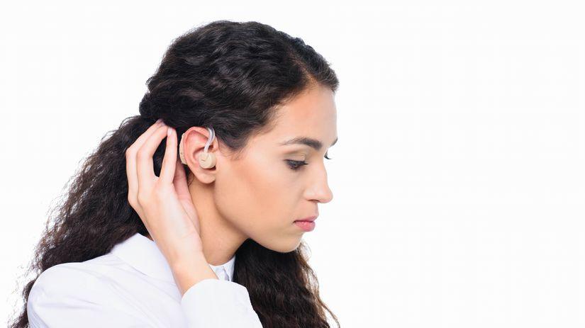 nedoslýchavosť, sluch, porucha, načúvací prístroj