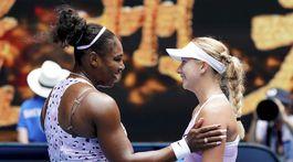 Australian Open Tennis Serena Potapova